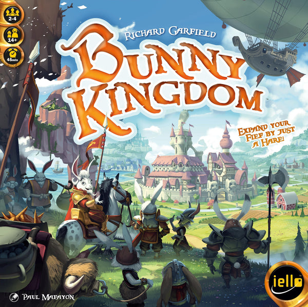 Bunny Kingdom (FR) - Board Game - The Dice Owl