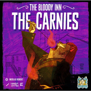 The Bloody Inn: The Carnies - The Dice Owl