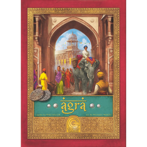 Agra - Board Game - The Dice Owl