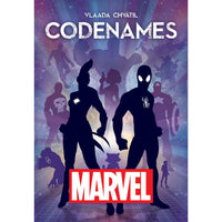 Codenames: Marvel - Board Game - The Dice Owl