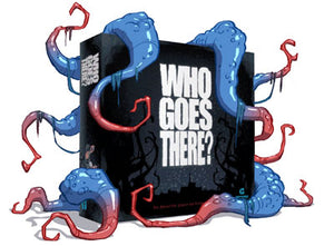 Who Goes There?: A game of growing paranoia - The Dice Owl