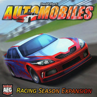 Automobiles: Racing Season - Board Game - The Dice Owl