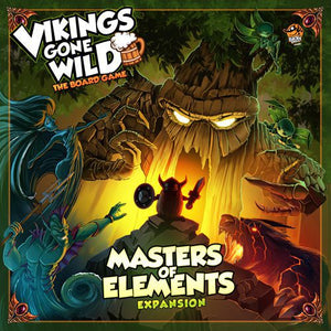 Vikings Gone Wild: Masters of Elements - The Dice Owl