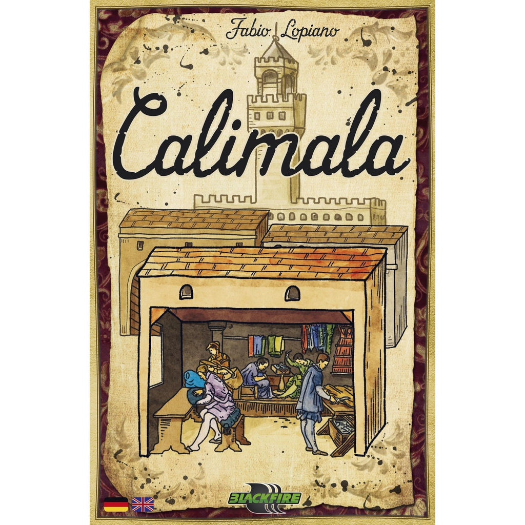 Calimala - The Dice Owl