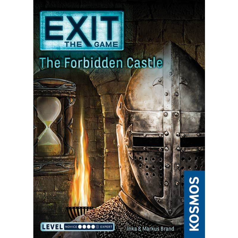 Exit: The Game – The Forbidden Castle - The Dice Owl