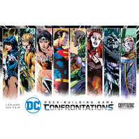 DC Deck-Building Game: Confrontations - Board Game - The Dice Owl