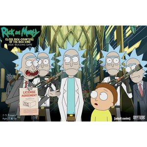 Rick and Morty: Close Rick-Counters of the Rick Kind Deck-Building Game - The Dice Owl