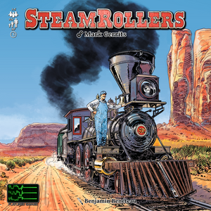 SteamRollers - The Dice Owl