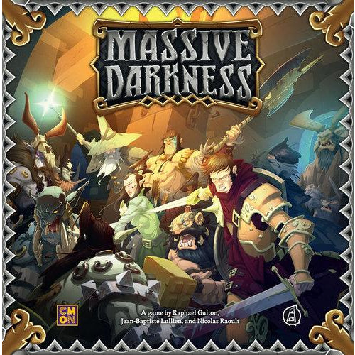 Massive Darkness - The Dice Owl