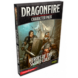 Dragonfire: Character Pack – Heroes of the Sword Coast - The Dice Owl