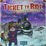 Ticket to Ride: Nordic Countries - The Dice Owl