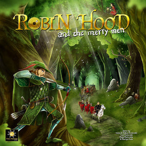 Robin Hood and the Merry Men - The Dice Owl