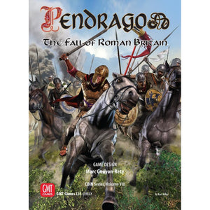 Pendragon: The Fall of Roman Britain - The Dice Owl
