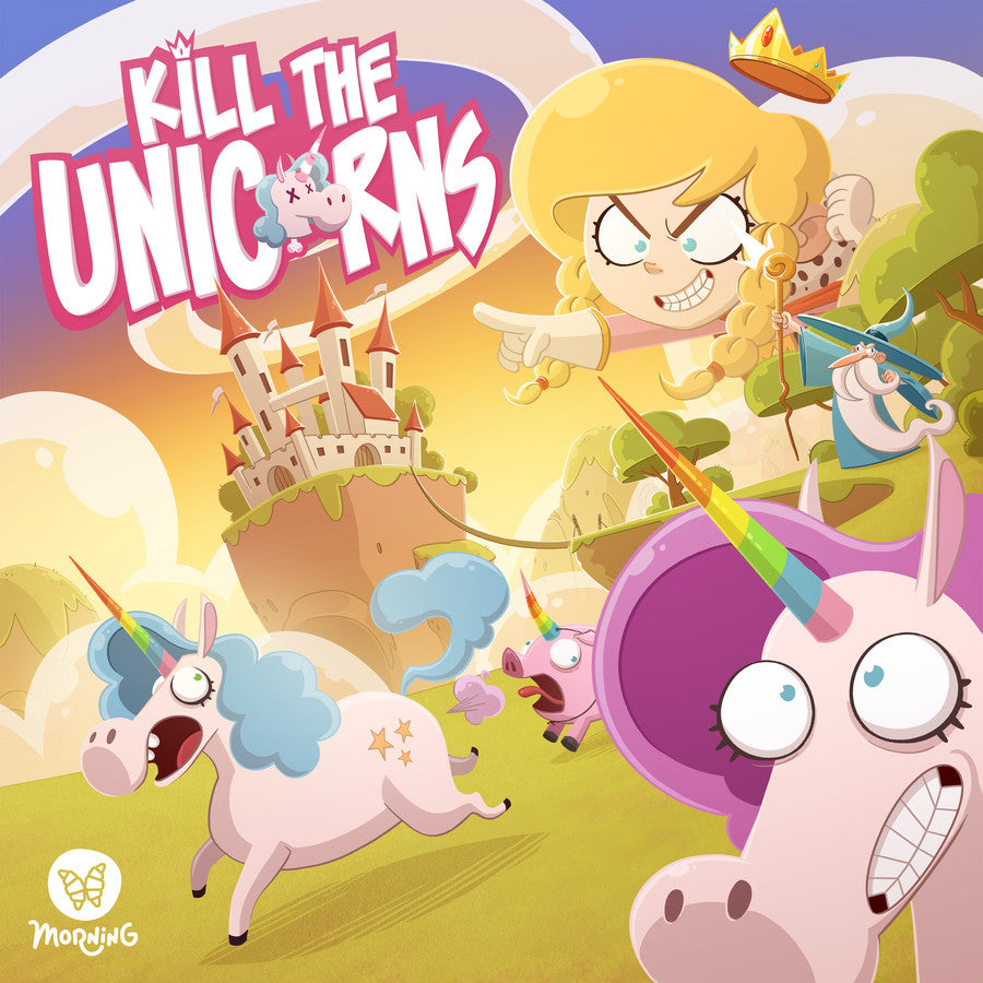 Kill The Unicorns - The Dice Owl