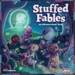 Stuffed Fables - The Dice Owl
