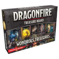 Dragonfire: Wondrous Treasures - The Dice Owl