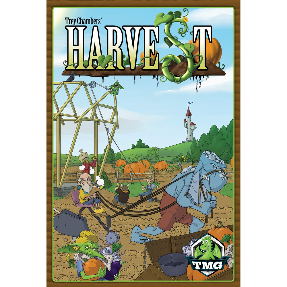 Harvest - The Dice Owl