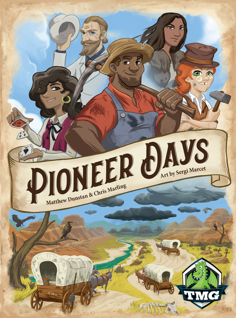Pioneer Days - The Dice Owl