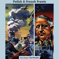 No Retreat! Polish & French Fronts - The Dice Owl