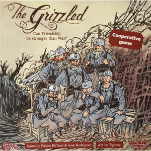 The Grizzled - The Dice Owl
