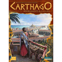Carthago - Board Game - The Dice Owl
