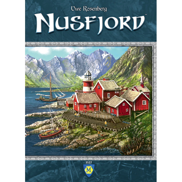 Nusfjord - The Dice Owl