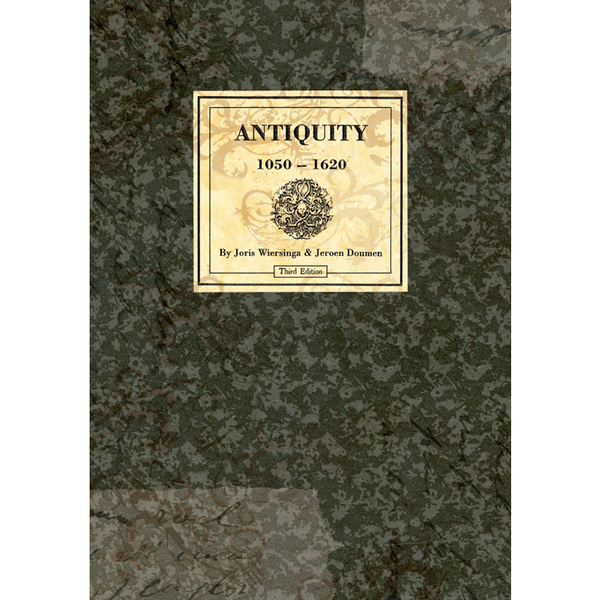 Antiquity - Board Game - The Dice Owl