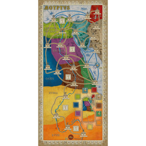 Concordia: Aegyptus / Creta - Board Game - The Dice Owl
