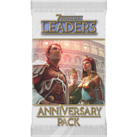 7 Wonders: Leaders Anniversary Pack - Board Game - The Dice Owl