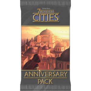 7 Wonders: Cities Anniversary Pack - Board Game - The Dice Owl