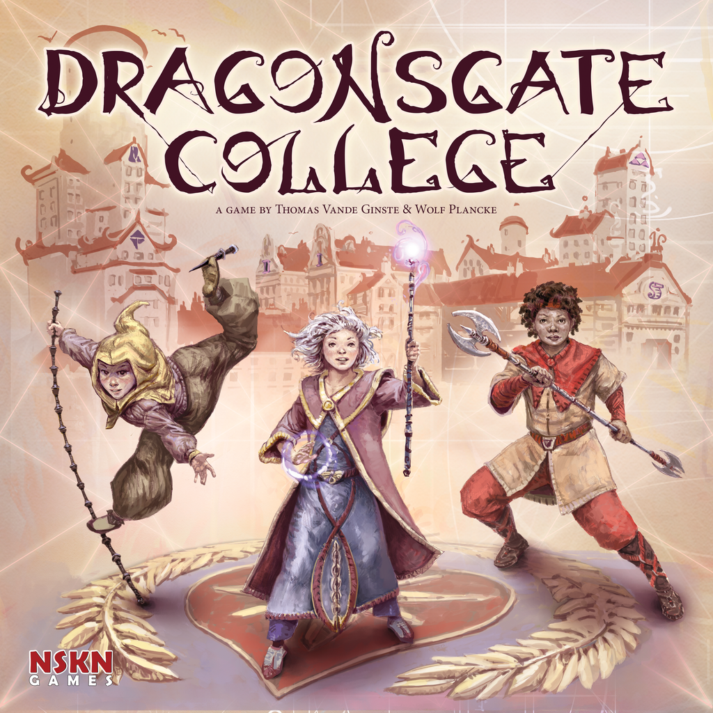 Dragonsgate College - The Dice Owl