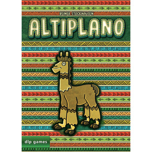 Altiplano - Board Game - The Dice Owl