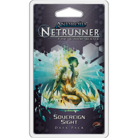 Android: Netrunner – Sovereign Sight - Board Game - The Dice Owl