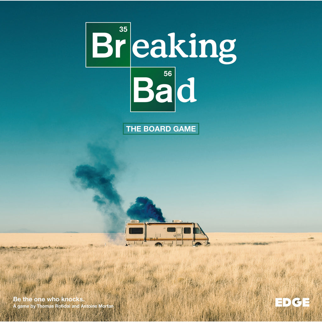 Breaking Bad: The Board Game - The Dice Owl