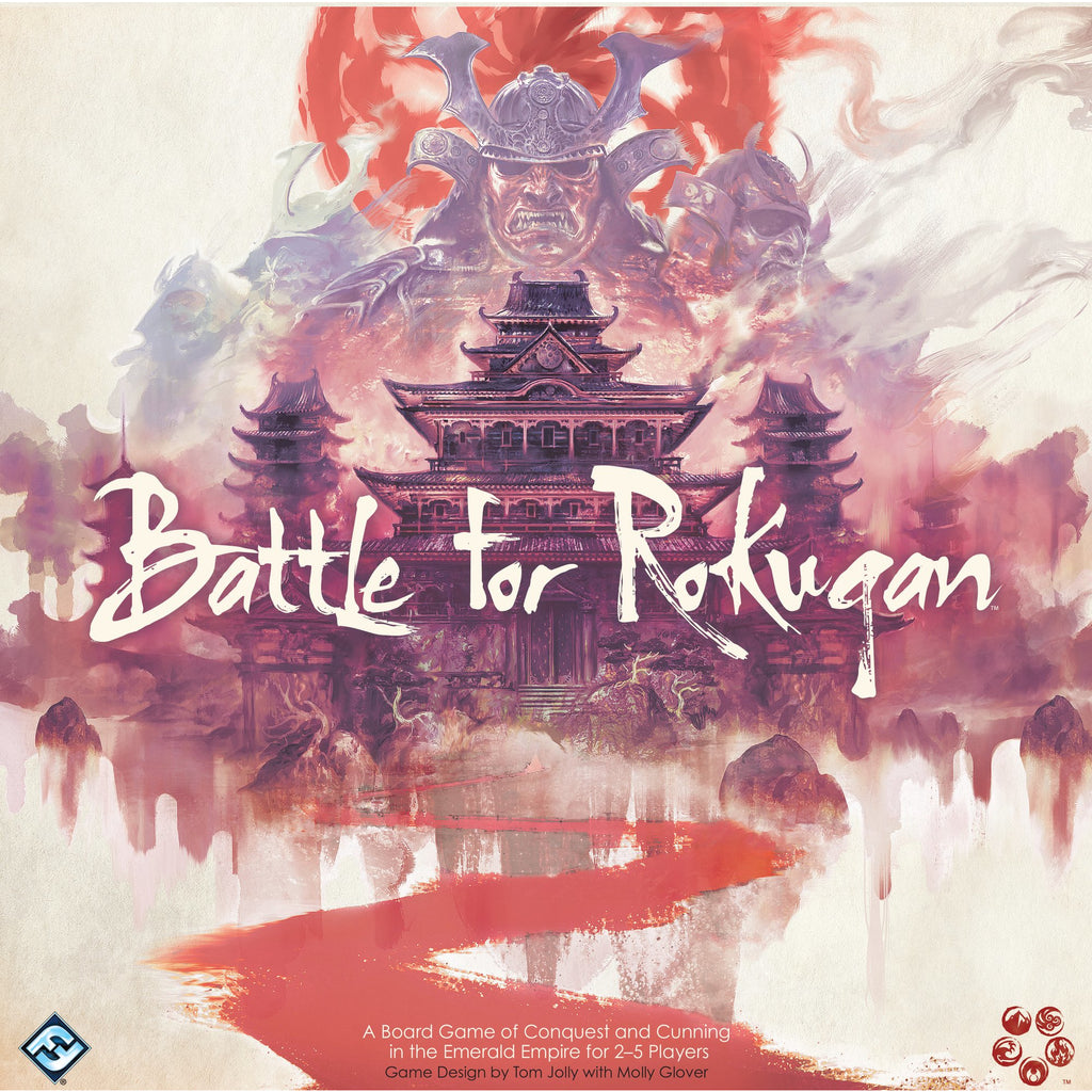 Battle for Rokugan - The Dice Owl