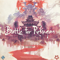 Battle for Rokugan - Board Game - The Dice Owl