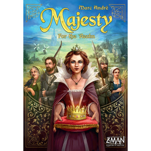 Majesty: For the Realm - The Dice Owl
