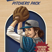 Bottom of the 9th: Pitchers Pack - Board Game - The Dice Owl
