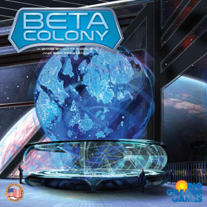 Beta Colony - Board Game - The Dice Owl