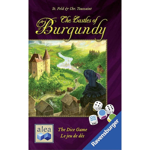 The Castles of Burgundy: The Dice Game - The Dice Owl