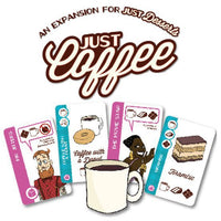 Desserts: Just Coffee - Board Game - The Dice Owl