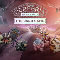 Cerebria: The Card Game - Board Game - The Dice Owl