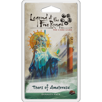 Legend of the Five Rings: The Card Game – Tears of Amaterasu - The Dice Owl