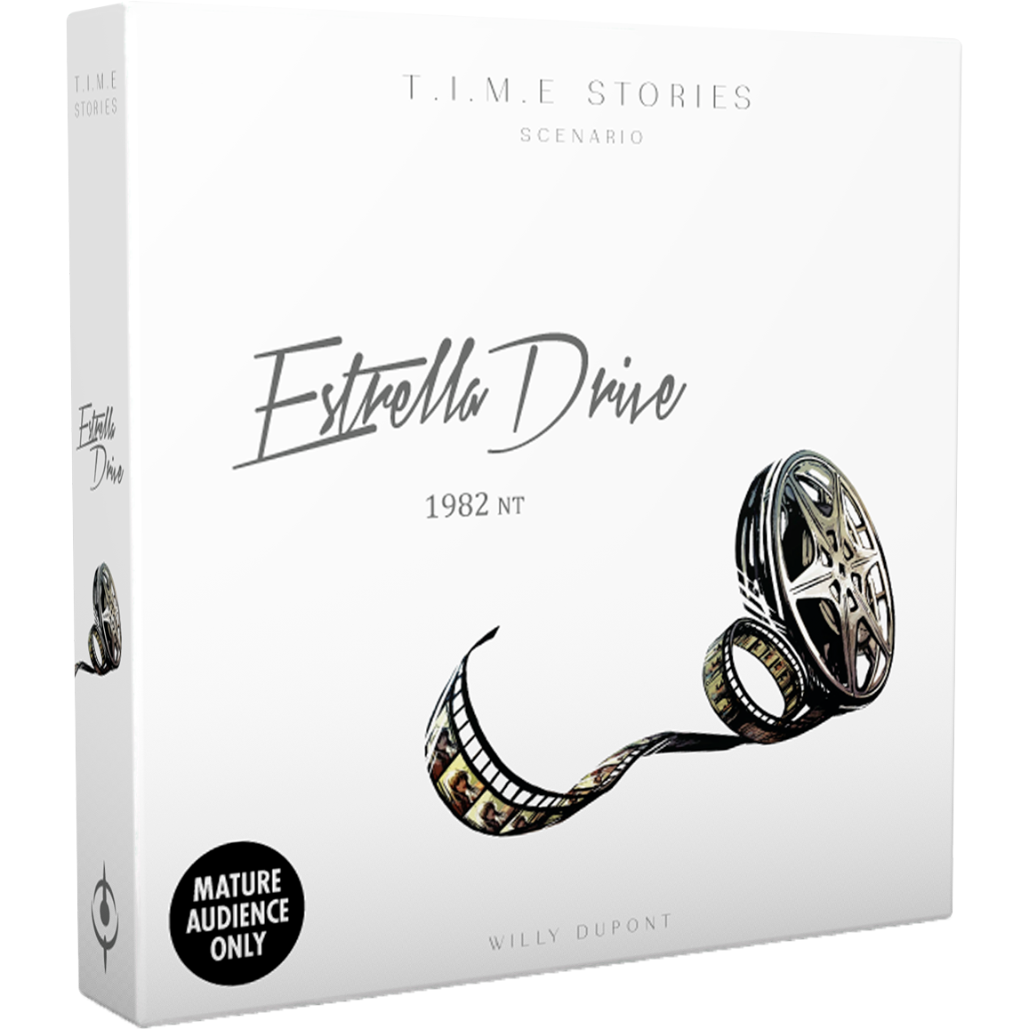 T.I.M.E Stories Estrella Drive Expansion Board Game