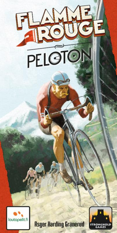 Flamme Rouge: Peloton - The Dice Owl