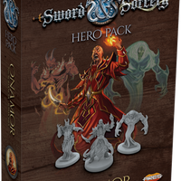 Sword & Sorcery: Hero Pack – Onamor the Necromancer/Summoner - The Dice Owl