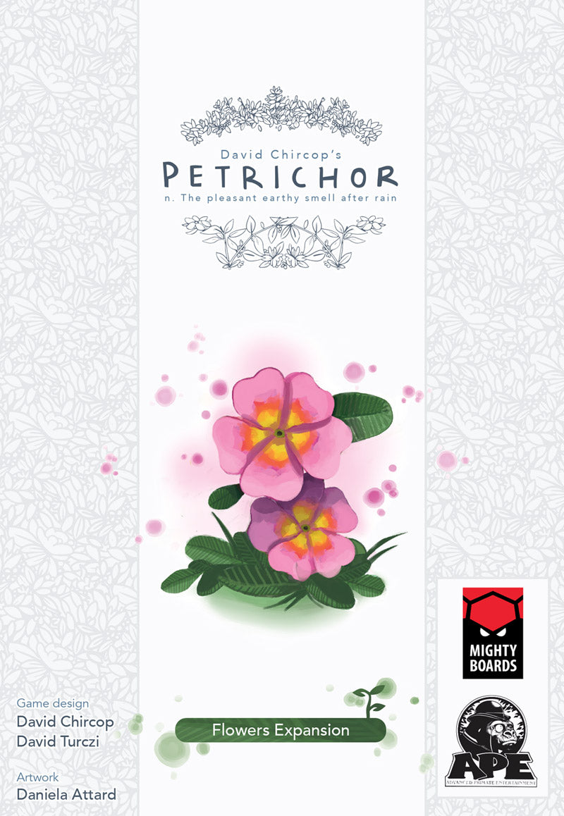 Petrichor: Flowers - The Dice Owl