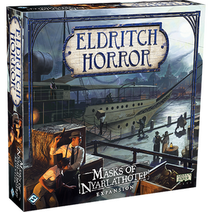 Eldritch Horror: Masks of Nyarlathotep - The Dice Owl