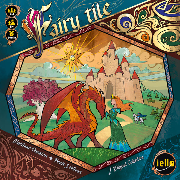 Fairy Tile - The Dice Owl
