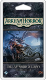Arkham Horror: The Card Game – The Labyrinths of Lunacy Scenario Pack - Board Game - The Dice Owl